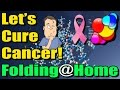 Join the 17th Largest Folding@Home Team in the WORLD - Cancer Research, Cure, Treatment