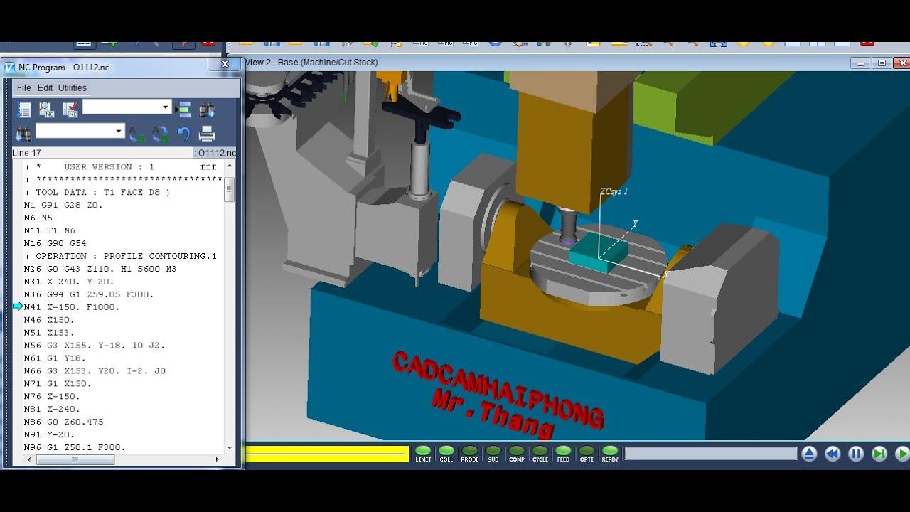 5 Axis Cnc Programming Tutorial Step_1 Catia Tutorial