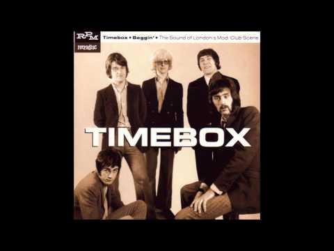 Timebox ~ Beggin: The Sound of London's Mod Club Scene