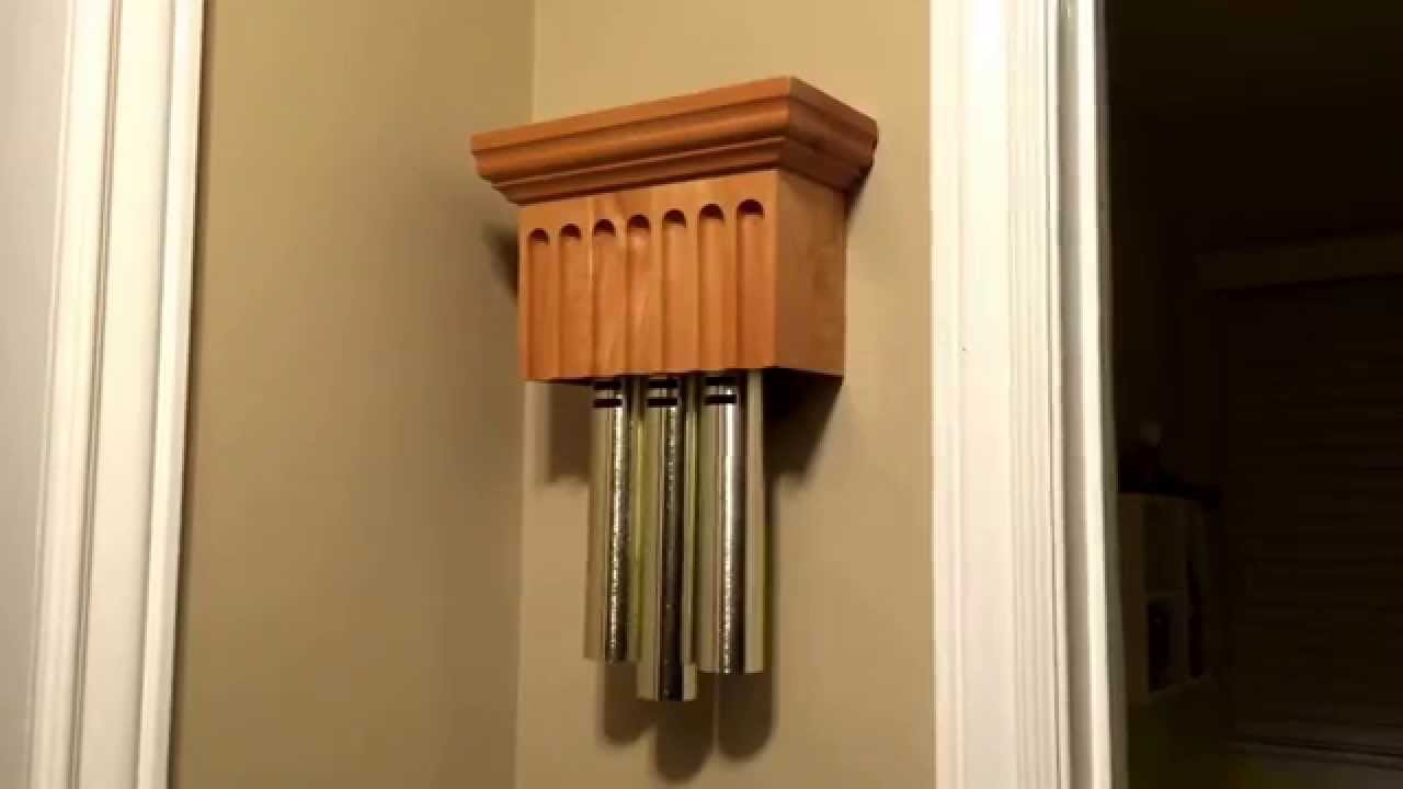 Superbe NuTone 3 Tube Doorbell/ Chime.   YouTube