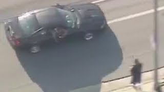 Los Angeles Police Chase (September 16, 2017)