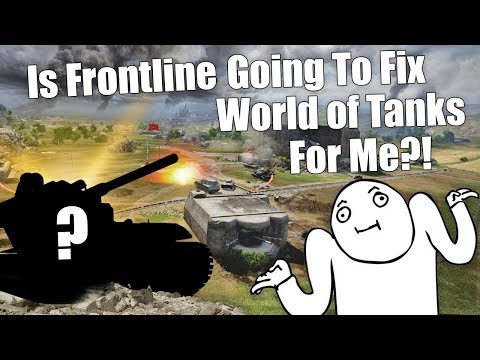 WoT || Playing Frontline After 2 Months Of Not Playing World of Tanks... || (My Honest Opinion) thumbnail