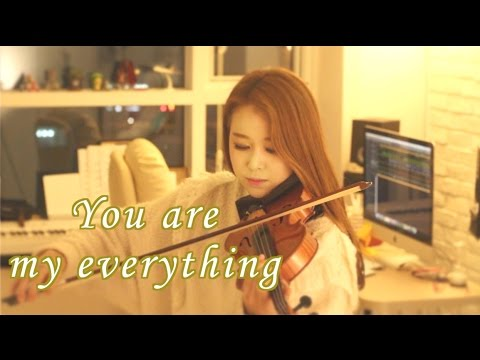 Gummy - You are my everything(Descendants of the Sun OST) violin cover