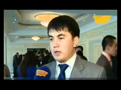 KNTU SPE 8-Forum: news in Kazakh (Khabar)
