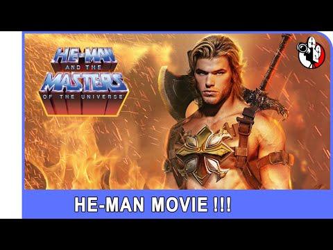 He-Man Official Movie 2019 rumoured actors | Film Masters