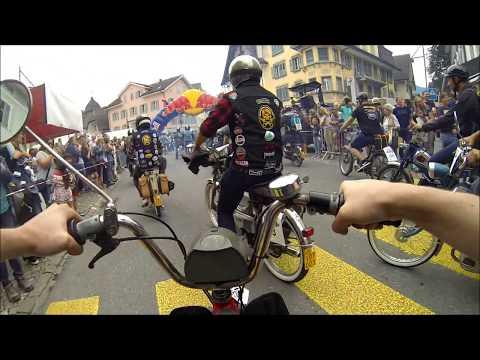 Red Bull Alpenbrevet 2018 - Onboard-Kamera