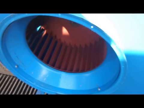 ВЦ 14-46 #5 вентилятор 11квт 1500об/мин