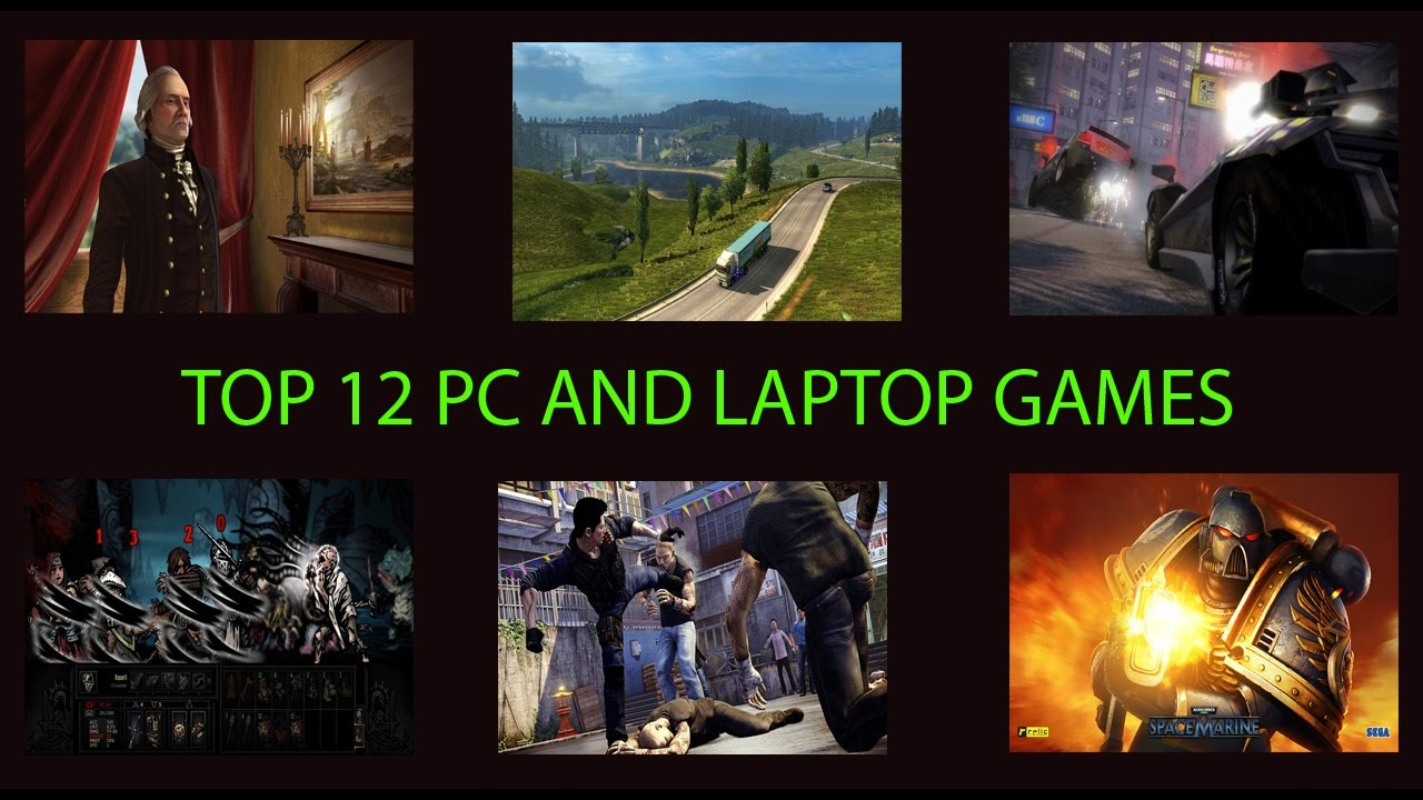 Top 10 best games for 2gb ram pc low end pc old pc, old laptop.