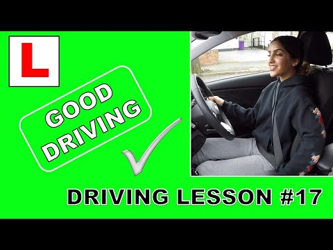 GOOD DRIVE | How To Avoid Mistakes On Driving Test | Driving Lesson #17