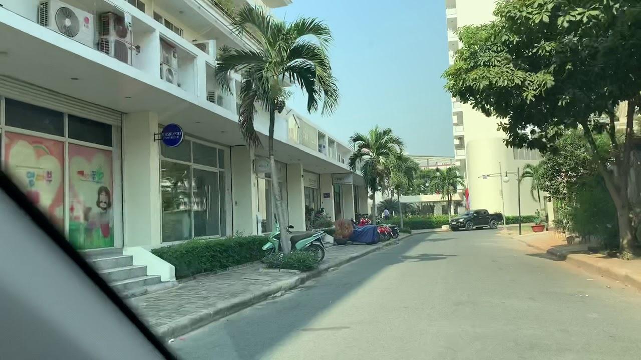 Cần bán gấp shophouse vị trí đẹp Phú Mỹ Hưng Quận 7