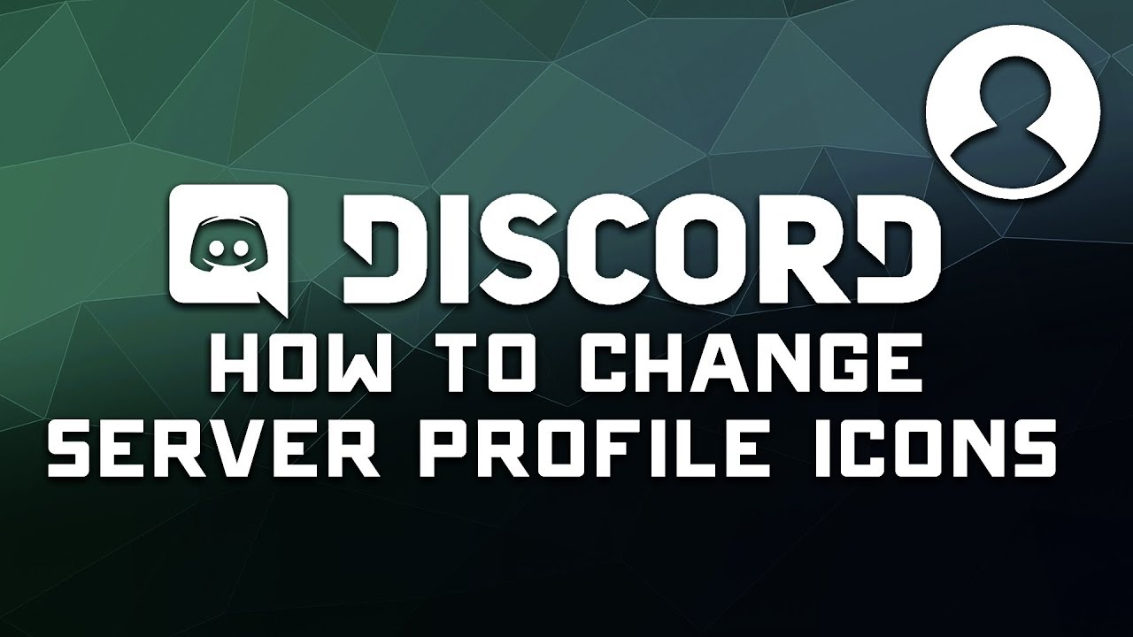 How to Change a Discord Server Icon