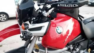 BMW R1100GS 1998r prezentacja