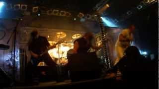 EMERGENCY GATE - Alternative Dead End + Slave - live (11.11.2012 Berlin, K17) HD