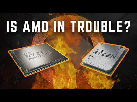 """Ryzen Buried? - AMD Worth """"$0""""?!? - Huge Security Issues?"""