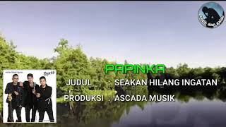 Video TERBARU PAPINKA 2018 ~ SEAKAN HILANG INGATAN download MP3, 3GP, MP4, WEBM, AVI, FLV Oktober 2018