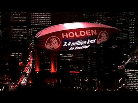 Holden Airship Over Sydney