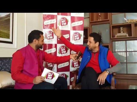 GURDAS MAAN INTERVIEW WITH RJ JASSI JIYO DIL SE AWARDS