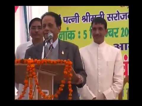Bhojpuri Speech by Hon'ble President of Mauritius Part 1.flv