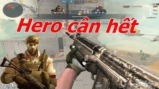 [ Bình Luận CF ] Hero V3 Xuất Hiện Trong Chế Độ Zombie Escape - Tiền Zombie v4