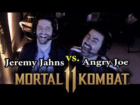 Mortal Kombat 11 - Jeremy Jahns vs Angry Joe! thumbnail