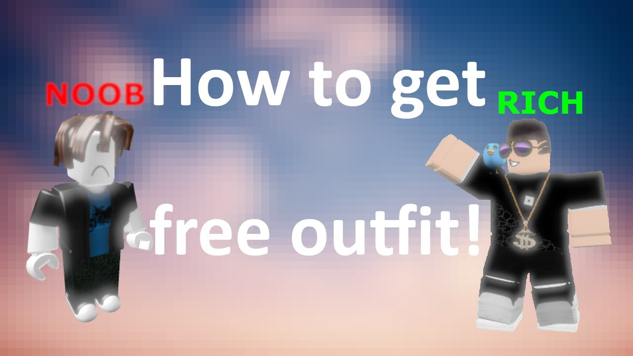 How To Get Free Clothes On Roblox Working 2020 Youtube