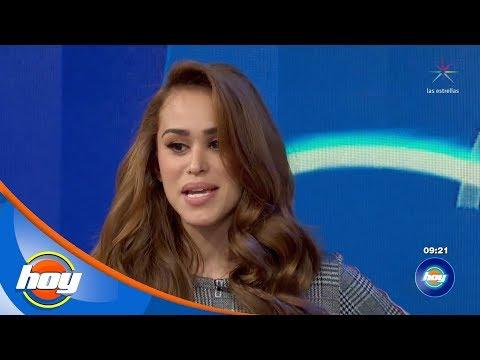 ¡Yanet García manda contundente mensaje a su ex! | Nube | Hoy