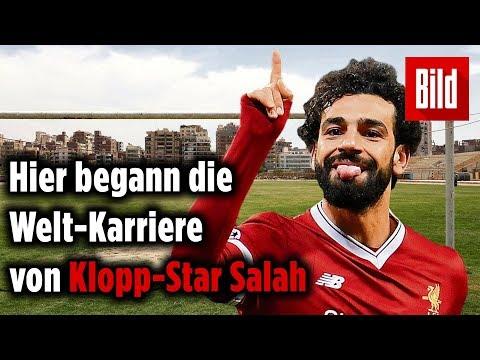 Auf den Spuren von Liverpool-Star Mohamed Salah in Ägypten