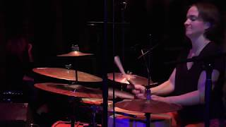 Eckermann Drums - FrameDrumSet-Duo Sassoon-Thiele: the rhythmic one live at Jazz Units Berlin 2018