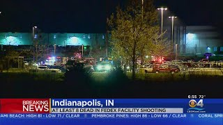 8 People Killed In Shooting At A FedEx Facility In Indianapolis