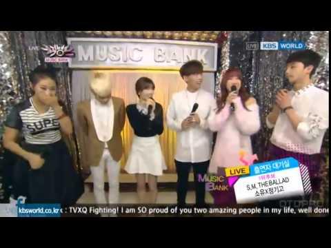 Live HD 140228 SoYou X JunggiGo vs SM The Ballad   Interview