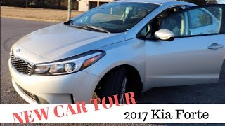 New Car Tour | 2017 Kia Forte | BHM 2018 |