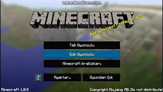 Minecraft 1.8.9 Optifine Ayarları