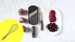 Rote Bete richtig zubereiten | Rote Bete aus dem Ofen | Ofengemüse | Küchentipp | How To