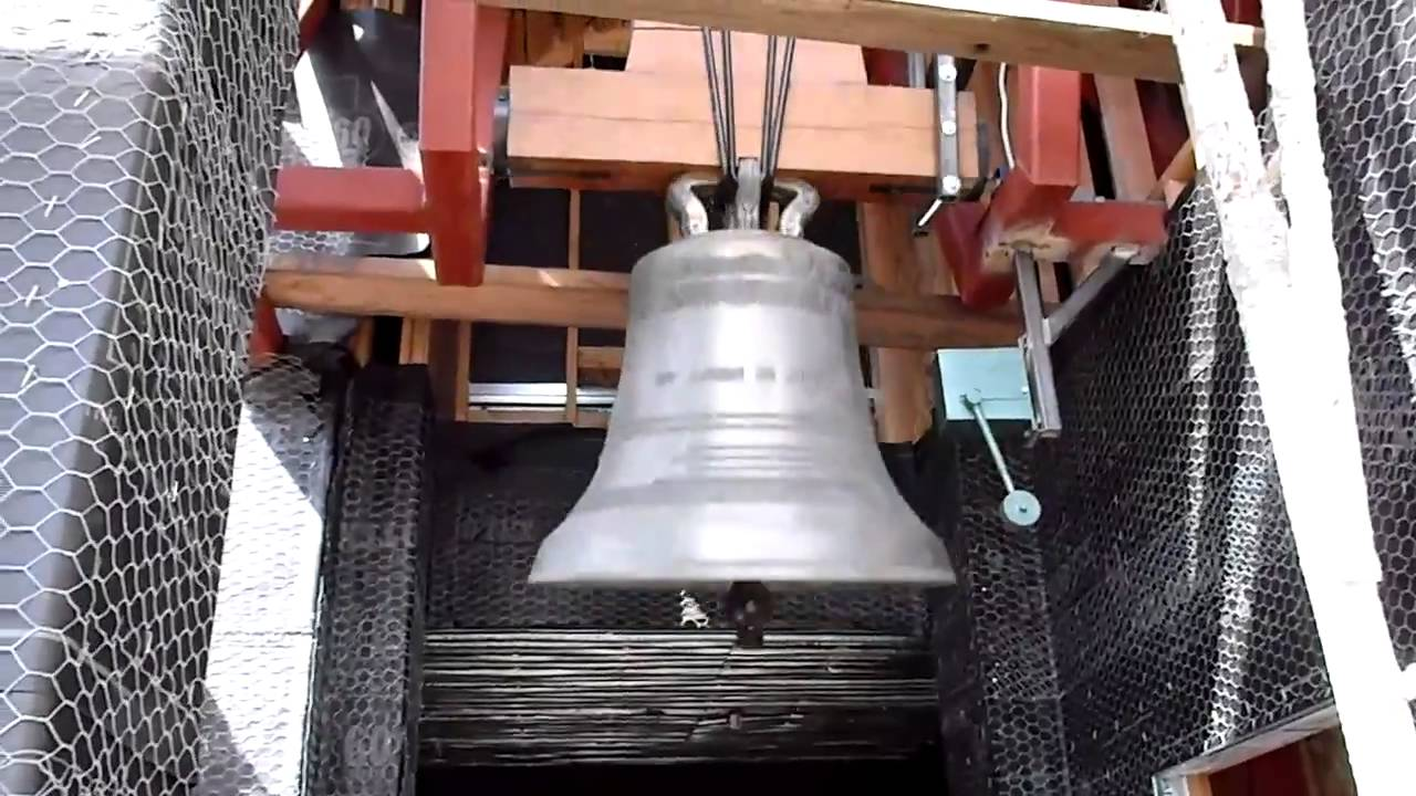 church bell ringing youtube