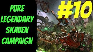 Pure Legendary Skaven Campaign #10 (Queek) -- Total War: Warhammer 2