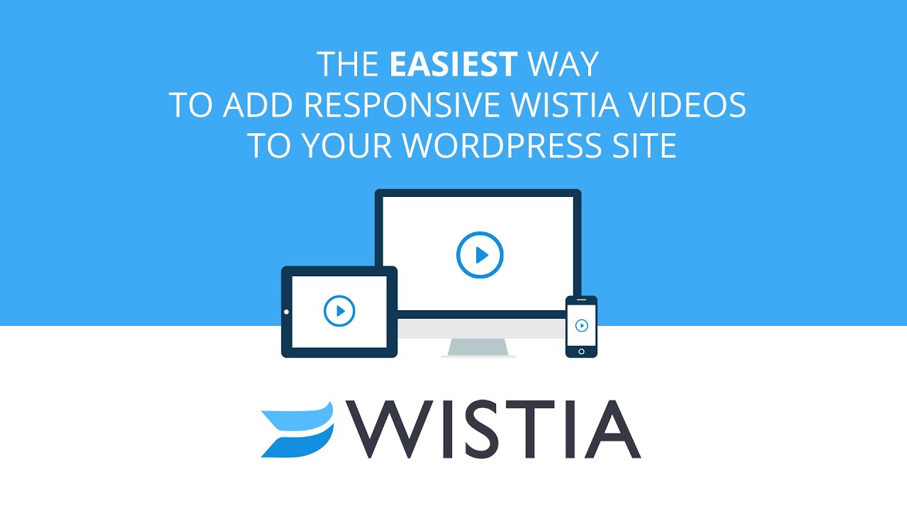 Wistia Videos in Thrive Content Builder & Thrive Leads