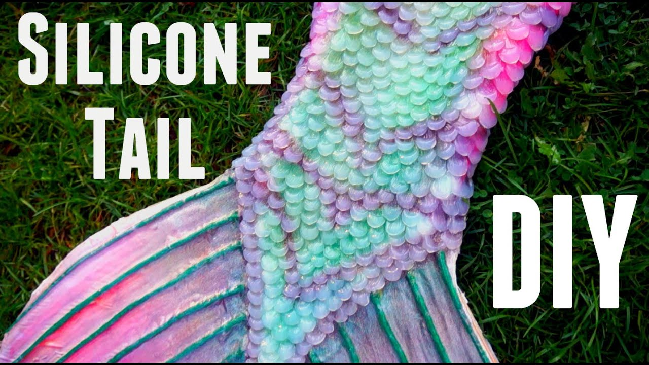 Diy Silicone Mermaid Tail