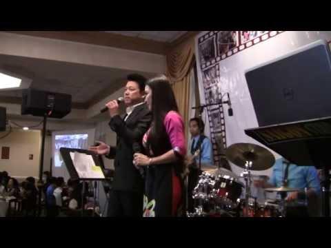 Định Mệnh - Mỹ Huyền + Philip Huy & Saigon Stars Band