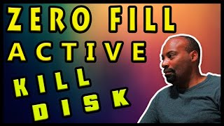 Zero Fill - Como Zerar o Hd Usando o Active Killdisk