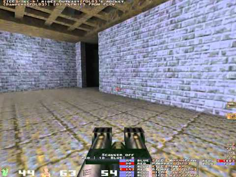 Quake Team Fortress (QWTF) - FOLD vs. IcE VII, pt. 3