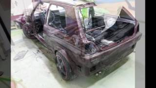 GOLF 2 Projekt MK2 Turbo Teil 1