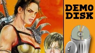 STRONG AND SEXY - Demo Disk Gameplay