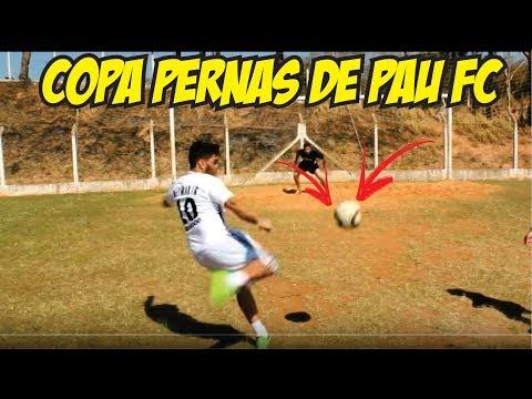 1º COPA PERNAS DE PAU FC ▶  Castor vs Caroço GV3