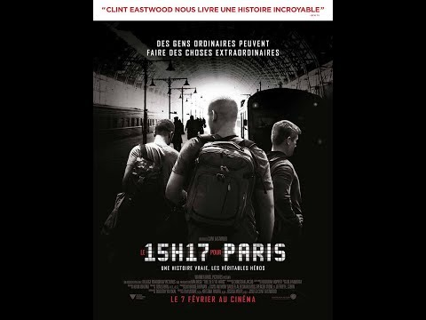Le 15h17 pour Paris streaming streaming vf