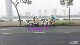 CSGT Đà Nẵng hộ tống đoàn xe Thủ tướng Nguyễn Xuân Phúc - Tham dự buổi lễ xuất quân bảo vệ APEC 2017