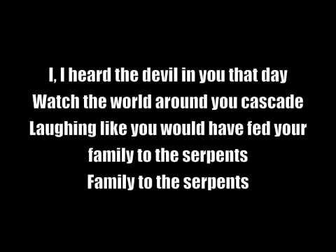 Grieves - Serpents [Lyrics]
