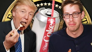 connectYoutube - We Eat Like Donald Trump For A Day