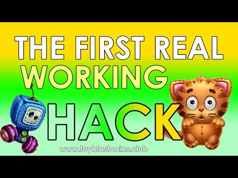 Toy Blast Hack - Best Toy Blast Cheats Hack 2017 - Get unlimited Coins