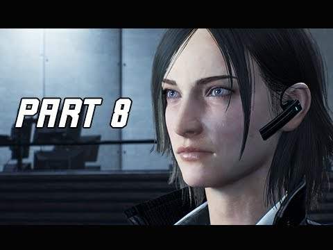 EVIL WITHIN 2 Walkthrough Part 8 - The Shrink (PC Ultra Let's Play Commentary)