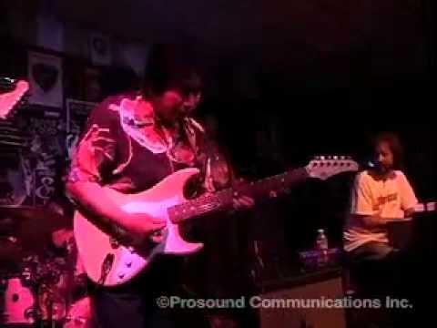塩次伸二  Shinji Shiotsugu A.k.a.Japanese Blues Master